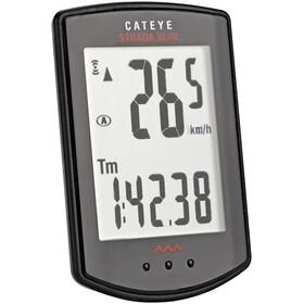 CatEye Strada CC-RD310W Slim - Ciclocomputadores inalámbricos - negro